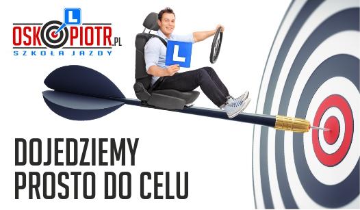 """Studium przypadku Szkoły Jazdy """"OSK Piotr"""""""