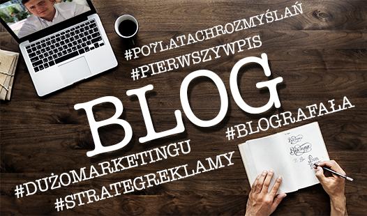 Mój pierwszy wpis na blogu :)