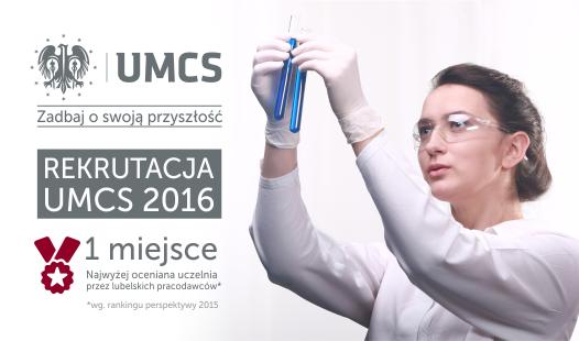 """Studium przypadku uczelni wyższej """"Kampania Rekrutacyjna UMCS"""""""