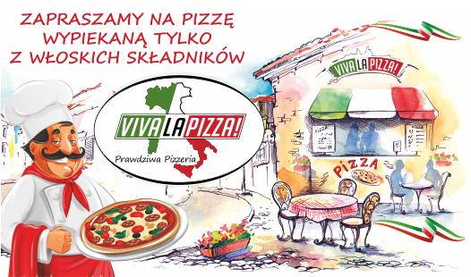 "Studium przypadku Restauracji – Pizzerii ""Viva La Pizza!"""